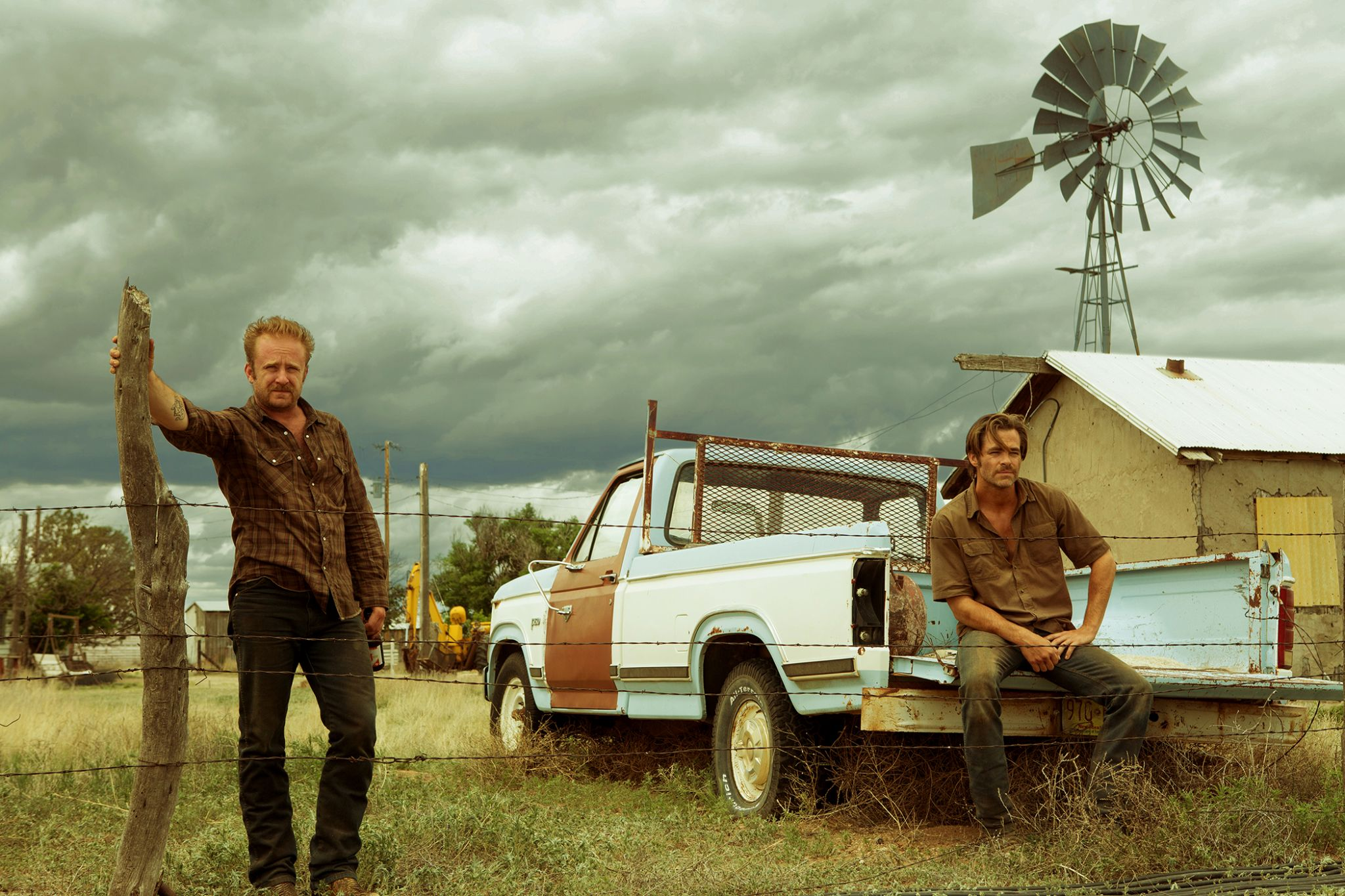 Gratis openluchtfilm: Hell or High Water