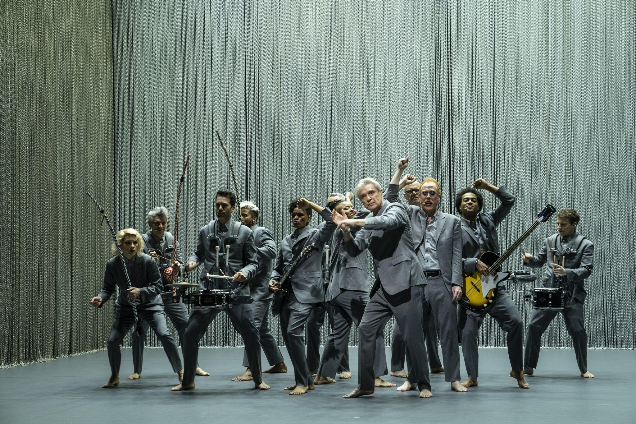 Zomerfilmhuis: David Byrne's American Utopia