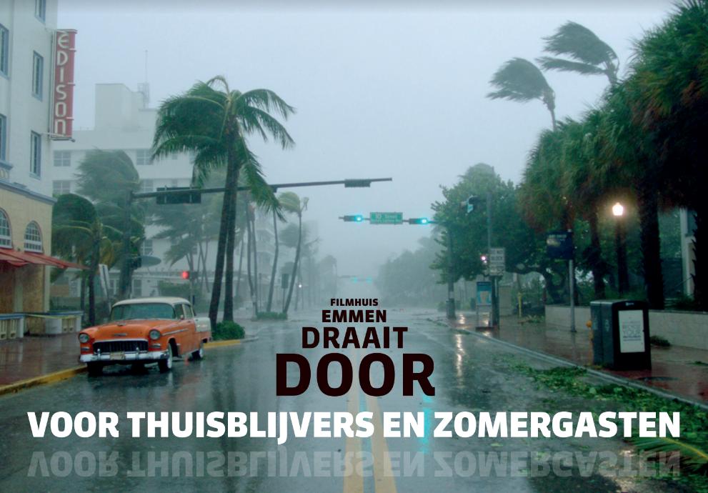 Extra veel films bij Zomerfilmhuis Emmen!