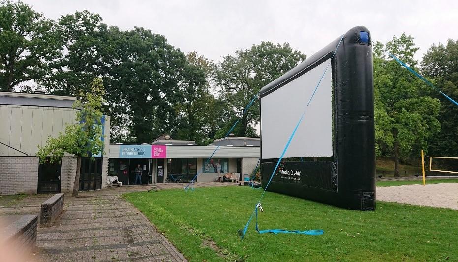 Twee gratis openluchtfilms in Rensenpark