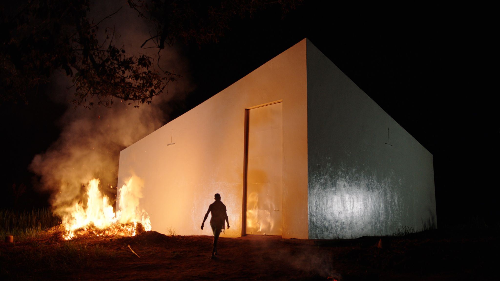 Film in het CBK: White Cube