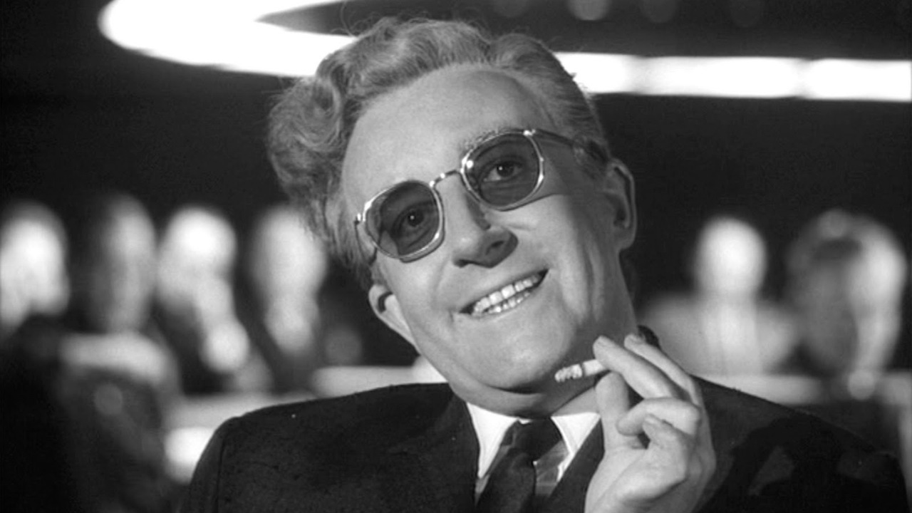 Zomerfilmhuis klassieker: Dr. Strangelove or: How I Learned to Stop Worrying and Love the Bomb
