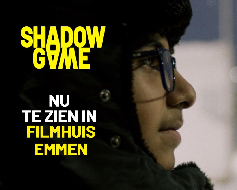 DocumentaireShadow Gamein Filmhuis Emmen op 14 juli
